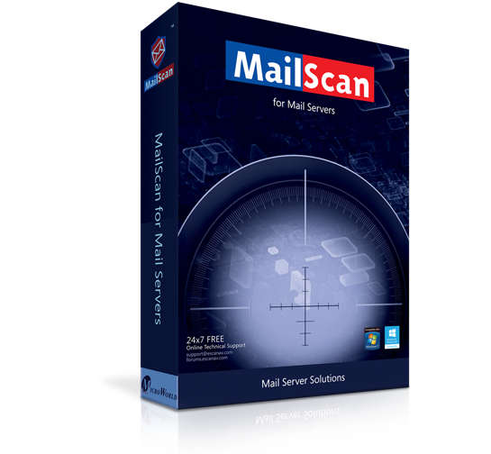 MailScan for SMTP Servers | Anti-Virus & Anti-Spam Solution for Mail